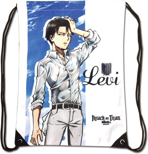 Attack On Titan - Levi Sky Bag, an officially licensed Attack On Titan product at B.A. Toys.