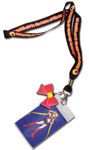 Sailormoon Bow Lanyard, an officially licensed product in our Sailor Moon Lanyard department.