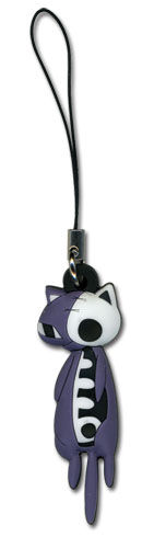 Panty & Stocking Hollow Kitty Pvc Cellphone Charm, an officially licensed product in our Panty & Stocking Costumes & Accessories department.