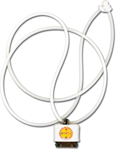 Sailormoon Brooch Iphone Clip Lanyard, an officially licensed product in our Sailor Moon Lanyard department.