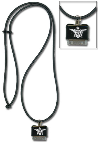Black Butler Phantomhive Emblem Iphone Clip Lanyard, an officially licensed Black Butler Lanyard