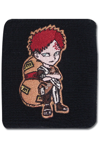 Naruto Gaara Wristband, an officially licensed product in our Naruto Wristbands department.