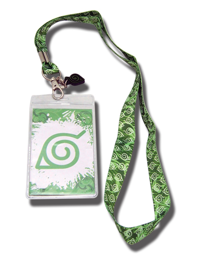 Naruto Shippuden Konoha Cellphone Lanyard, an officially licensed product in our Naruto Shippuden Lanyard department.