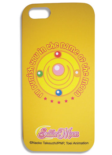 Sailormoon Sailor Moon Punishment Icon Iphone 5 Case, an officially licensed Sailor Moon Cell Phone Accessory