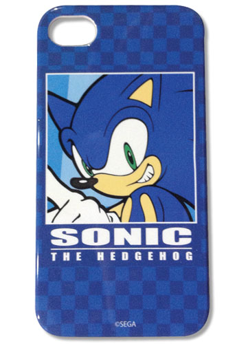 Sonic The Hedgehog Sonic Iphone 4 Case, an officially licensed product in our Sonic Costumes & Accessories department.