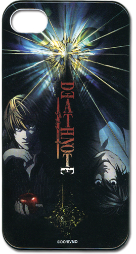 Death Note Group Iphone 4 Case, an officially licensed product in our Death Note Costumes & Accessories department.