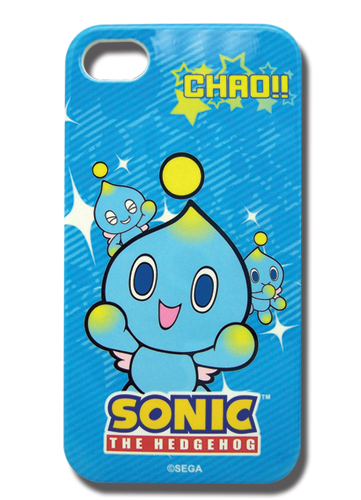 Sonic The Hedgehog Chao Iphone 4 Case, an officially licensed product in our Sonic Costumes & Accessories department.