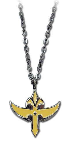 Code Geass Britania Emblem Necklace, an officially licensed Code Geass Necklace