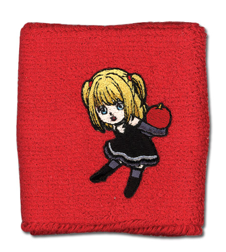 Death Note Misa Sd Wristband, an officially licensed product in our Death Note Wristbands department.