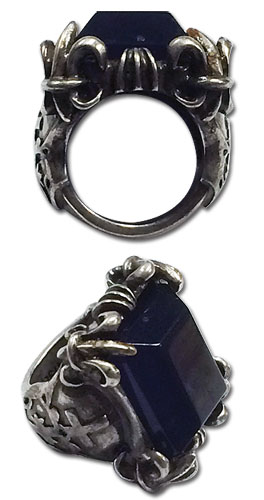 Black Butler - Phantomhive Heirloom Ring, an officially licensed Black Butler product at B.A. Toys.