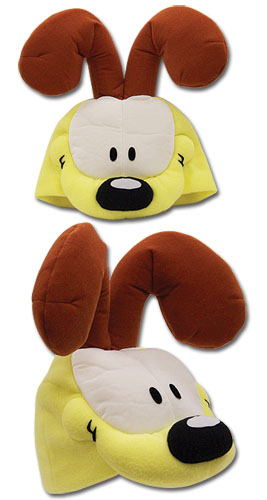 Garfield Odie Fleece Cap officially licensed product at B.A. Toys.
