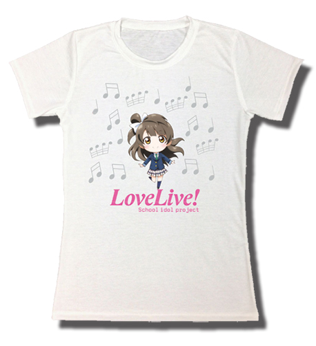 Love Live! - Kotori Jrs. Sublimation T-Shirt L, an officially licensed product in our Love Live! T-Shirts department.
