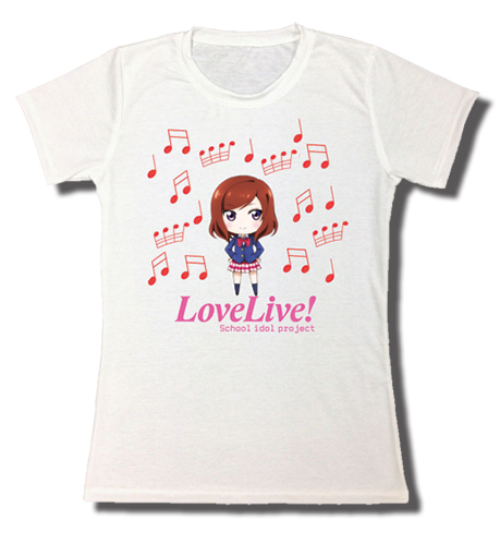 Love Love! - Maki Jrs. T-Shirt M, an officially licensed Love Love? product at B.A. Toys.