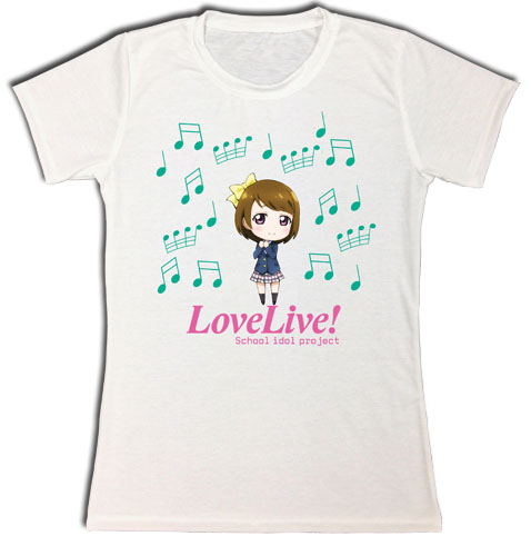 Love Live! - Hanayo Jrs. Sublimation T-Shirt L, an officially licensed product in our Love Live! T-Shirts department.