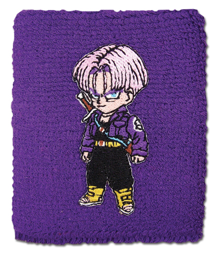 Dragon Ball Z Trunks Wristband, an officially licensed product in our Dragon Ball Z Wristbands department.