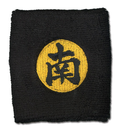 Naruto Shippuden Kisame Symbol Wristband, an officially licensed product in our Naruto Shippuden Wristbands department.