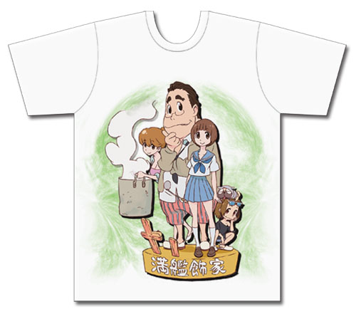 Kill La Kill - Mako And Family Sublimaton Men's T-Shirt L, an officially licensed product in our Kill La Kill T-Shirts department.
