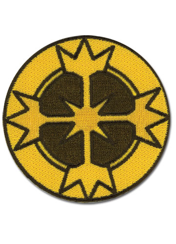 Star Driver 1St Team Emperor Patch, an officially licensed product in our Star Driver Patches department.