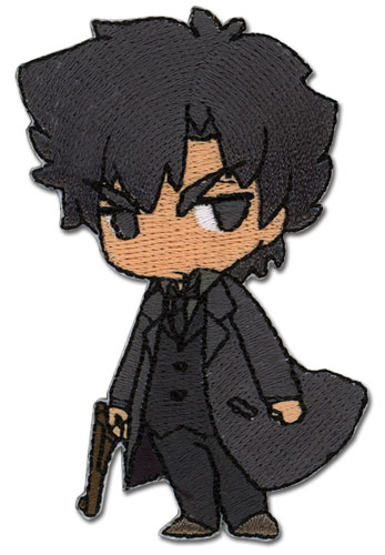 Fate/zero Kiritsugu Patch officially licensed Fate/Zero Patches product at B.A. Toys.