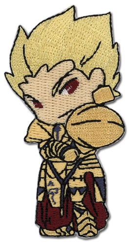 Fate/zero Archer Patch officially licensed Fate/Zero Patches product at B.A. Toys.