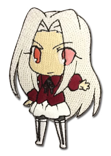 Fate/Zero Irisviel Patch, an officially licensed Fate/Zero product at B.A. Toys.