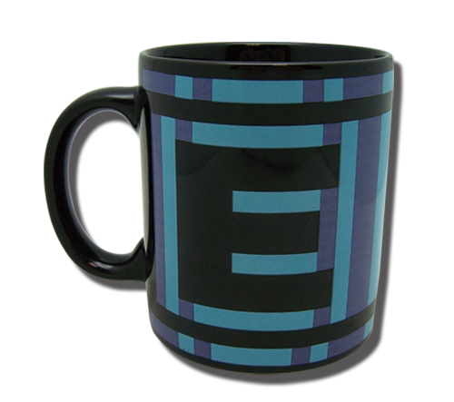 Mega Man 10 - E- Tank Mug, an officially licensed product in our Mega Man T-Shirts department.