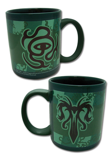 Rin Rin Symbols Mug, an officially licensed Everything Else product at B.A. Toys.
