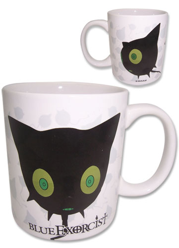 Blue Exorcist Coal Tar Mug, an officially licensed product in our Blue Exorcist Mugs & Tumblers department.