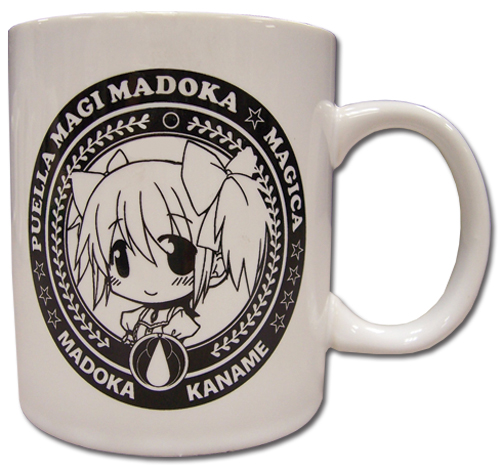 Madoka Magica Madoka Mug, an officially licensed product in our Madoka Magica Mugs & Tumblers department.