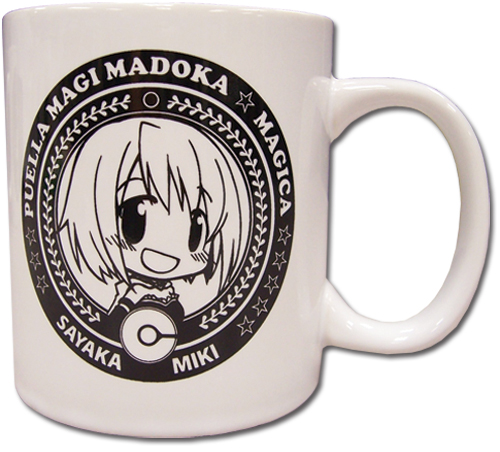 Madoka Magica Sayaka Mug, an officially licensed product in our Madoka Magica Mugs & Tumblers department.