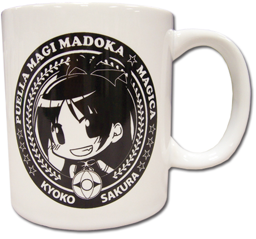 Madoka Magica Kyoko Mug, an officially licensed product in our Madoka Magica Mugs & Tumblers department.