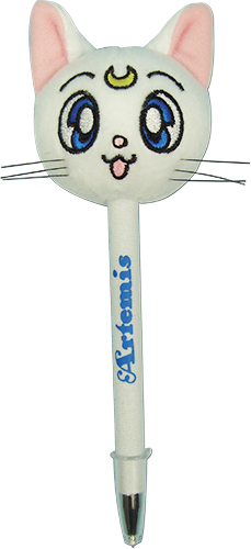 Sailor Moon - Artemis Plush Pen, an officially licensed product in our Sailor Moon Plush department.