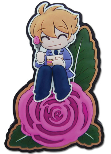 Ouran Hs Host Club Honey Pvc Magnet, an officially licensed product in our Ouran High School Host Club Magnet department.