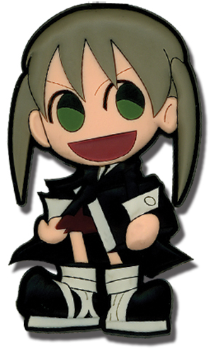 Soul Eater Maka Pvc Magnet, an officially licensed product in our Soul Eater Magnet department.