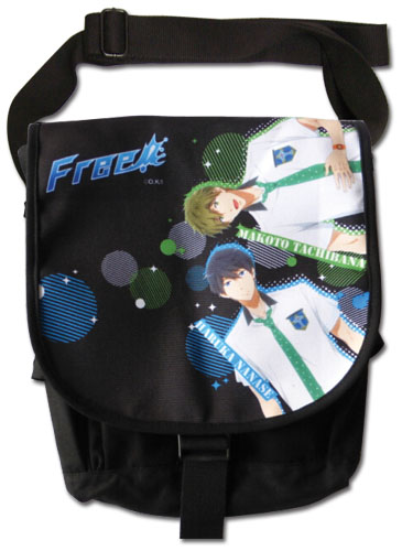 Free! - Haruka & Makoto Messenger Bag, an officially licensed product in our Free! Bags department.
