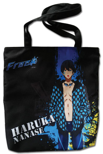 Free! - Haruka Tote Bag, an officially licensed product in our Free! Bags department.