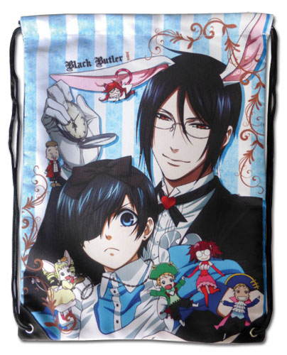 Black Butler 2 - Ciel In Wonderland Bag, an officially licensed product in our Black Butler Bags department.