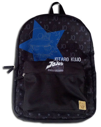 Jojo's Bizarre Adventure - Jotaro Style Backpack Bag, an officially licensed product in our Jojo'S Bizarre Adventure Bags department.
