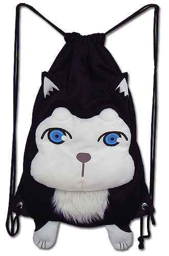 Kuroko's Basketball - Tetsuya #2 Plush Drawstring Bag, an officially licensed product in our Kuroko'S Basketball Bags department.