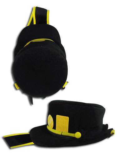Jojo - Jotaro Hat Plush Bag, an officially licensed product in our Jojo'S Bizarre Adventure Bags department.