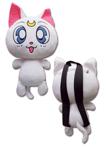 Sailor Moon - Artemis Plush Bag 12.5'', an officially licensed product in our Sailor Moon Bags department.