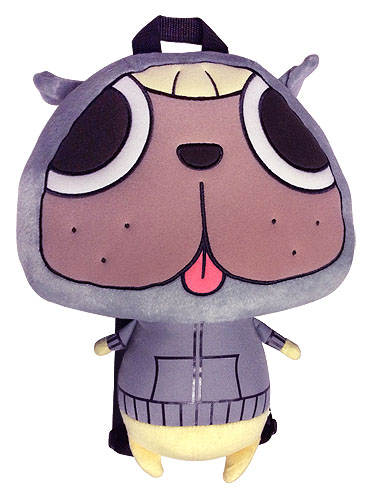 Kill La Kill - Gattsu Plush Bag 12.5'', an officially licensed product in our Kill La Kill Bags department.