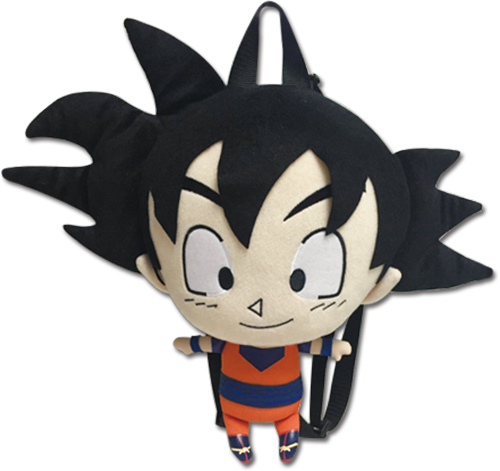 Dragon Ball Z - Goku Plush Bag 12'', an officially licensed product in our Dragon Ball Z Bags department.