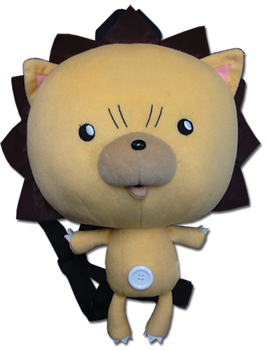Bleach - Kon 12.5'' Plush Bag officially licensed Bleach Bags product at B.A. Toys.