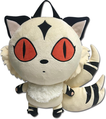 Inuyasha - Kirara Plush Bag 12.5'', an officially licensed product in our Inuyahsa Bags department.