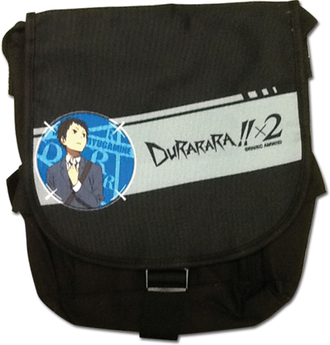 Durarara!! X2 - Mikado Messenger Bag officially licensed Durarara!! Bags product at B.A. Toys.
