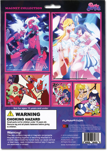 Panty & Stocking Magnet Collection, an officially licensed product in our Panty & Stocking Magnet department.