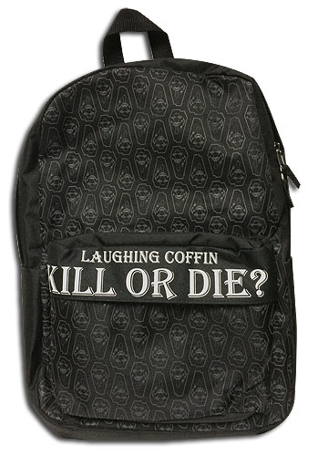 Sword Art Online - Laughing Coffin Backpack Bag, an officially licensed product in our Sword Art Online Bags department.