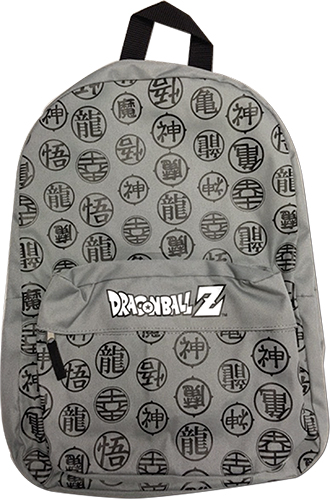 Dragon Ball Z - Symbol Backpack officially licensed Dragon Ball Z Bags product at B.A. Toys.