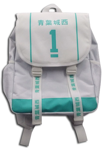 Haikyu!! - Aobajosai #1 Backpack officially licensed Haikyu!! Hats, Caps & Beanies product at B.A. Toys.